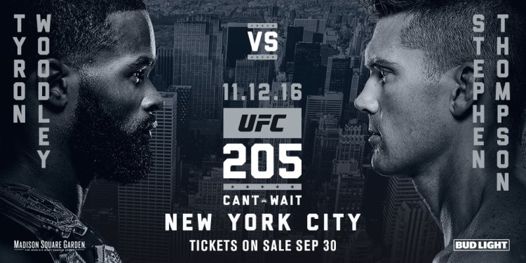 Image result for ufc 205