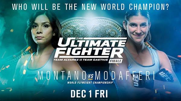 Image result for tuf 26 finale poster
