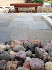 Pond Mix accent areas