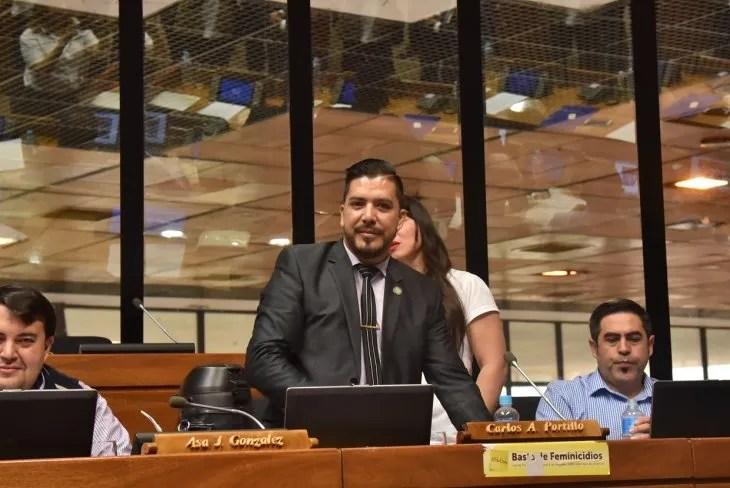 Logia masónica aclara que el diputado Carlos Portillo no es miembro de la organización.
