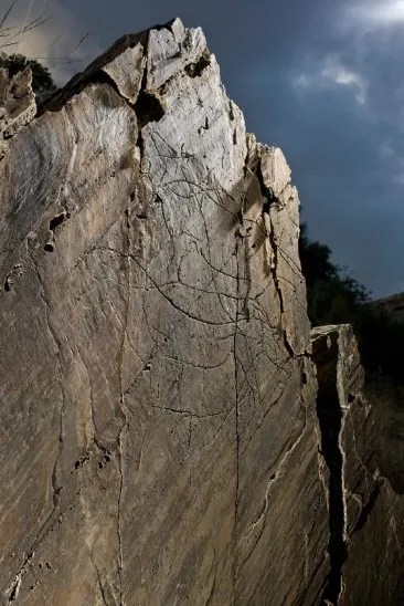 En la estación rupestre del río Côa, con una extensión de 200 kilómetros de longitud, están catalogados alrededor de 13.000 grabados del Paleolítico Superior.