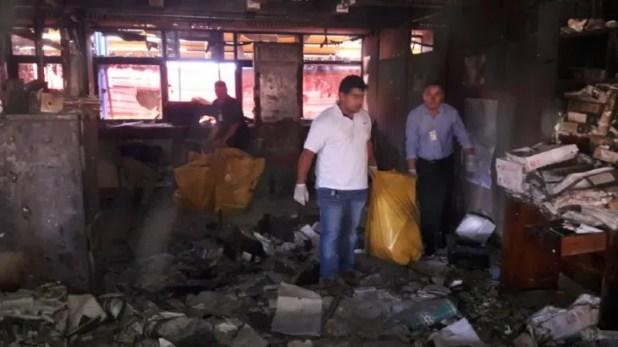 Se prevé que las obras en la Municipalidad de Encarnación concluyan en unos 12 meses.