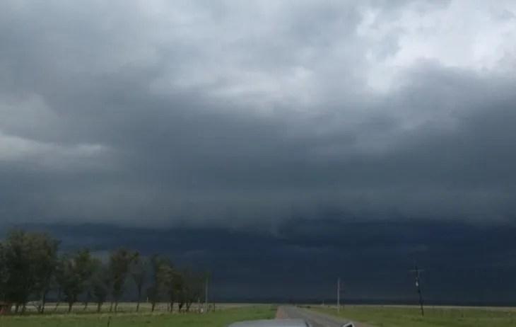 La Dirección de Meteorología anuncia intensas lluvias para este miércoles.