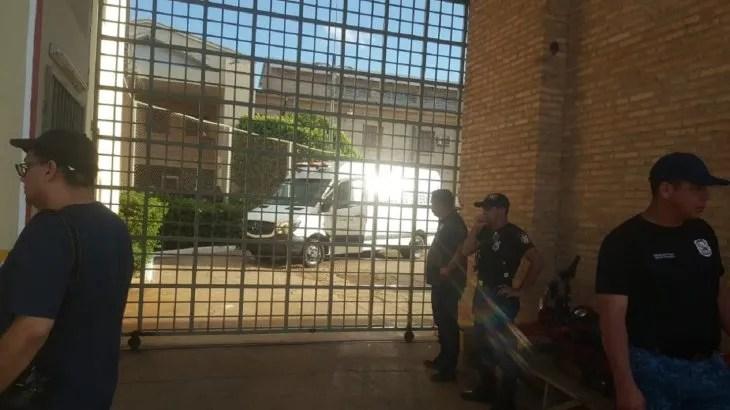 El recluso se habría fugado entre las 6.30 y las 13.00 del predio de la Penitenciaría de Concepción.