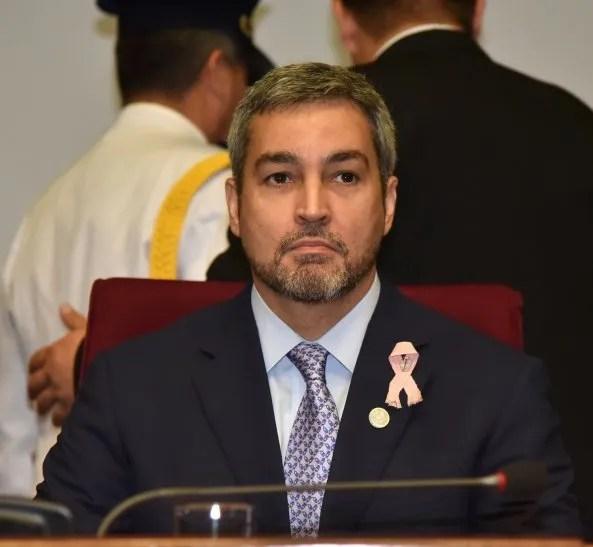 Presidente de la República del Paraguay