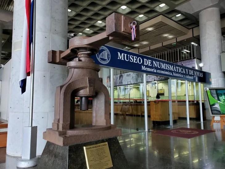 <p>El Museo de Numismática y de Joyas del Banco Central del Paraguay cuenta la historia del guaraní.</p>