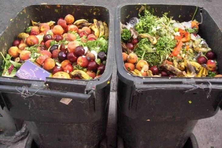 Aumenta el hambre y América tira millones de toneladas de alimentos