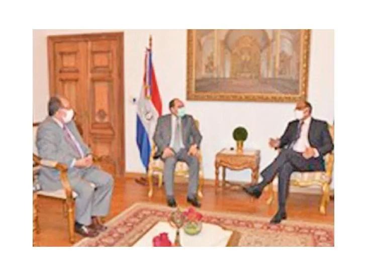 Oficial. Brasil y Paraguay buscan reactivar el comercio.