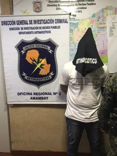 ElPrimer Comando Catarinense es un peligroso grupo criminal que opera en el vecino país.