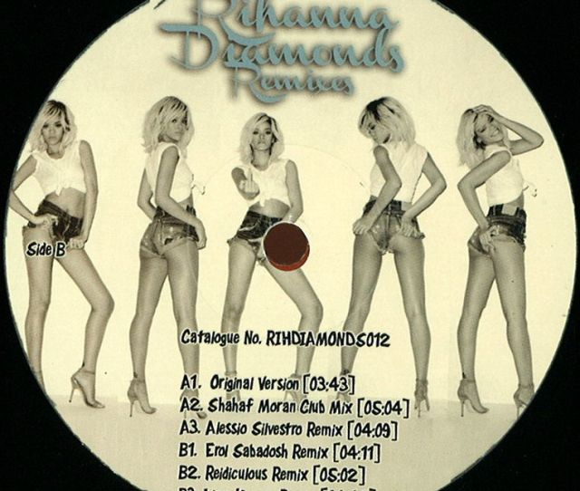 Cover Rihanna Diamonds