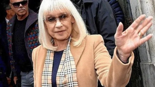 La cantante y actriz italiana Raffaella Carrá murió este lunes a los 78 años.