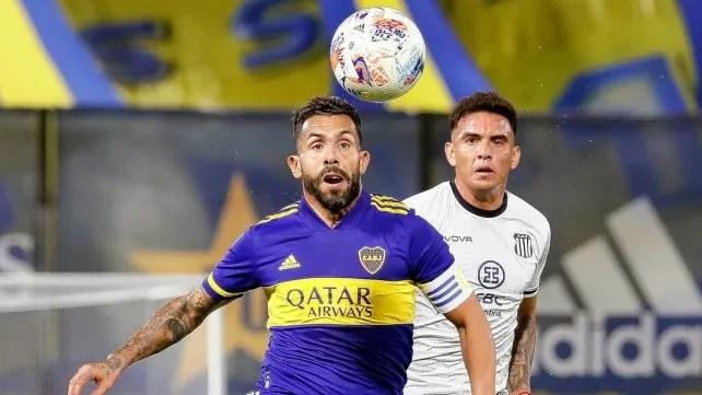 Carlos Tevez se va de Boca Juniors.