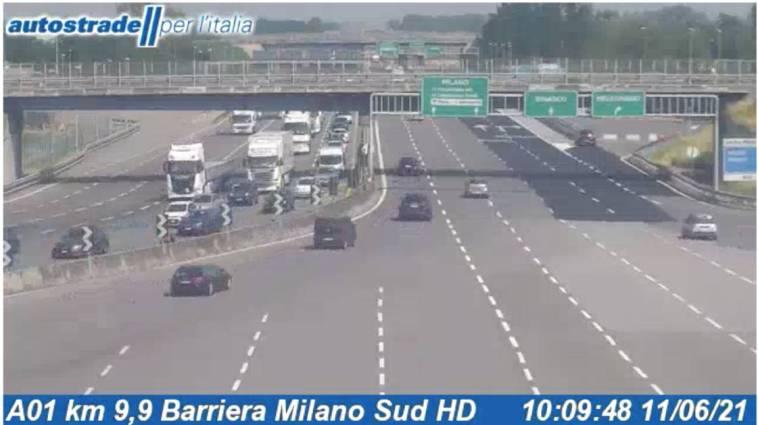 Autostrade in tempo reale oggi 11 giugno 2021 | Notizie viabilità