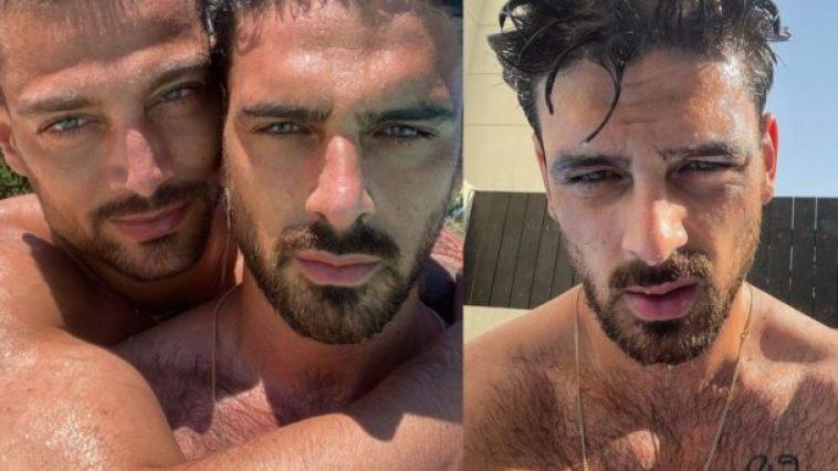 Michele Morrone è gay? L'attore fa chiarezza dopo la foto con Simone Susinna