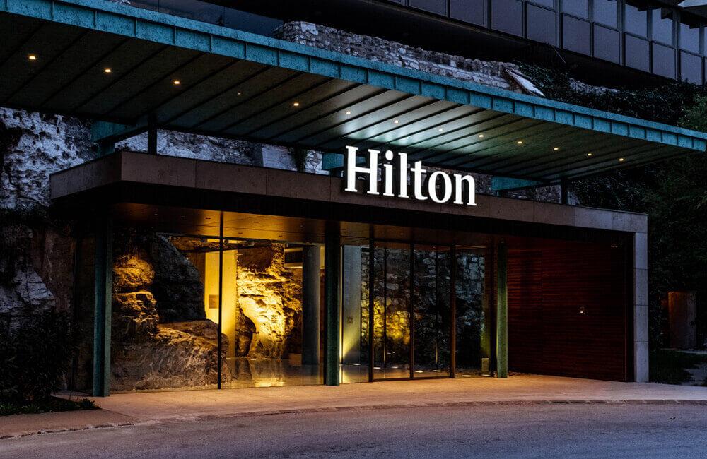 Hôtels Hilton ©Dace Kundrate / Shutterstock.com