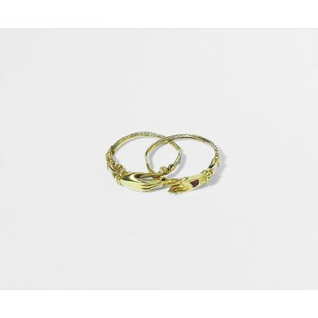 Gimmel ring
