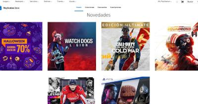 The new PlayStation Store is already active