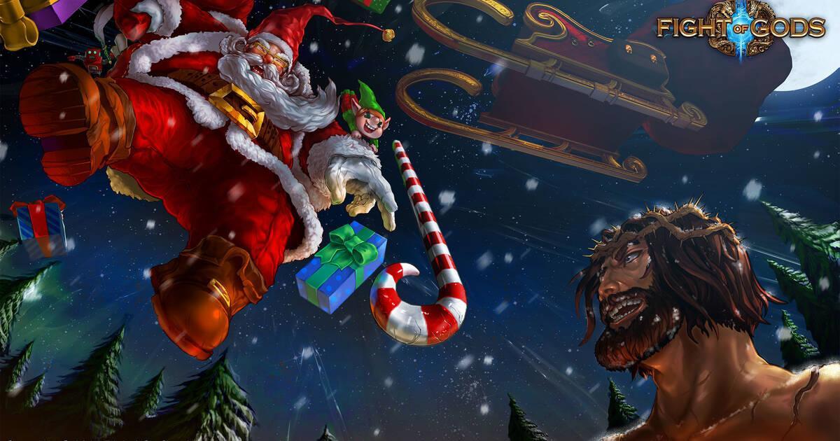 Imagenes Con Santa Dios De Buscar Claus