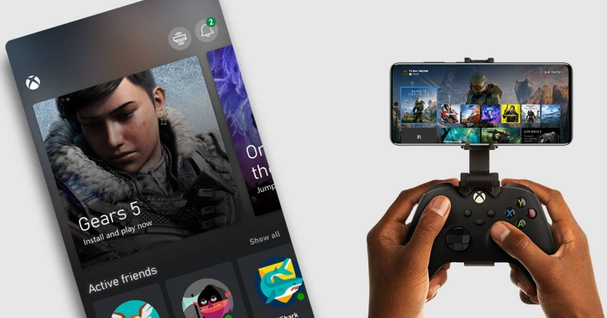 The Xbox app on Android is updated with remote play and additional improvements