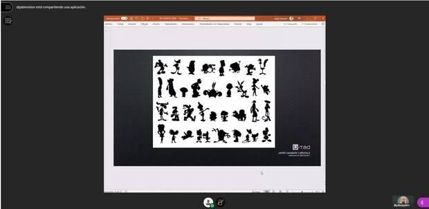 U-tad muestra cómo es el proceso de creación de personajes en un videojuego Imagen 4