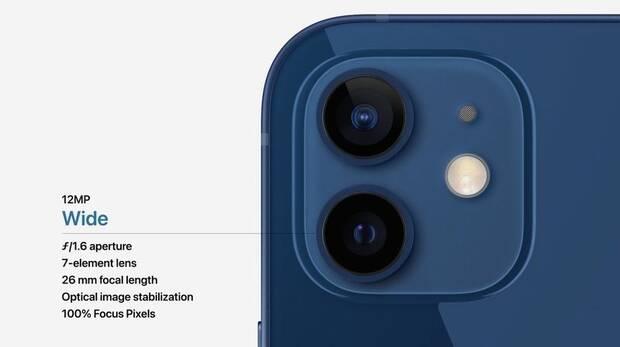Apple presenta sus nuevos iPhone 12, iPhone 12 Mini y iPhone 12 Pro saltando al 5G Imagen 4