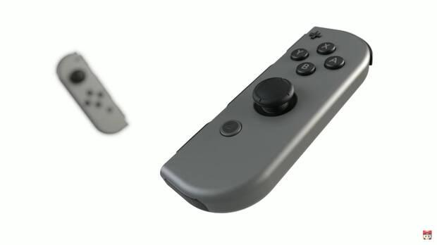 Mandos Switch error palancas investigación