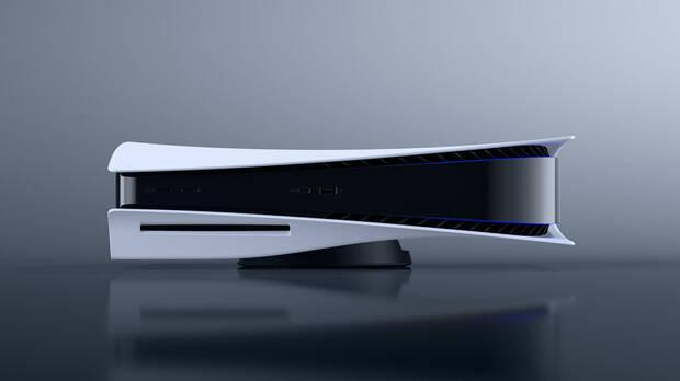 Imagen de PS5, la consola de nueva generación de Sony.