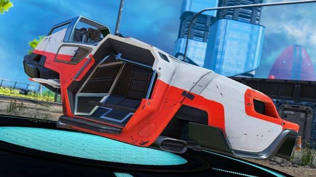 Apex Legends: New Vehicles