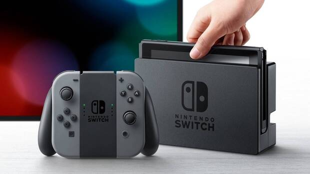 Nintendo Switch, la consola h