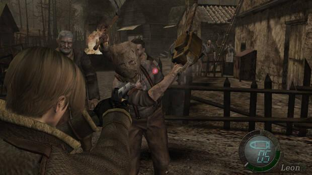 Resident Evil 4 Remake is out
