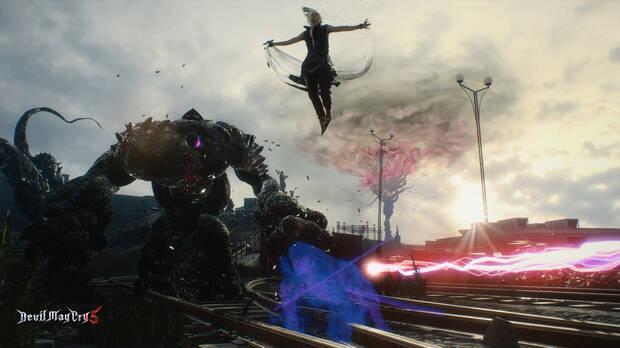 Devil May Cry 5 Vergil Steam PlayStation Store Tienda Microsoft