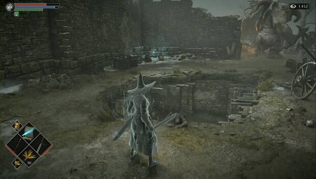 Demon's Souls Remake - L