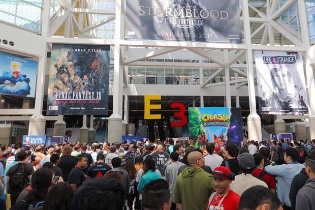 Público masivo en el E3 2019.