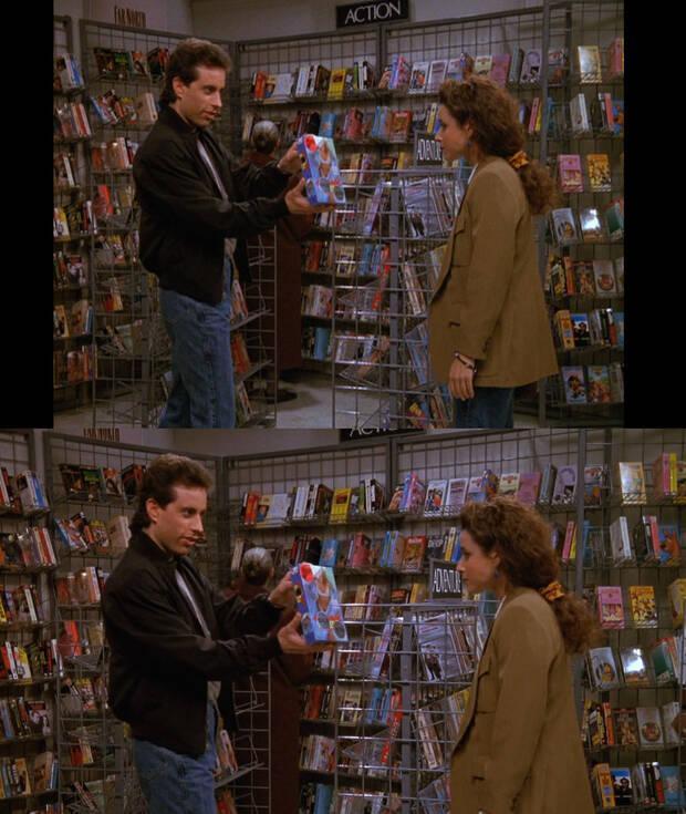 Seinfeld' debuta en Netflix en 4K y 16:9 pero mutila partes de la imagen -  Vandal Random