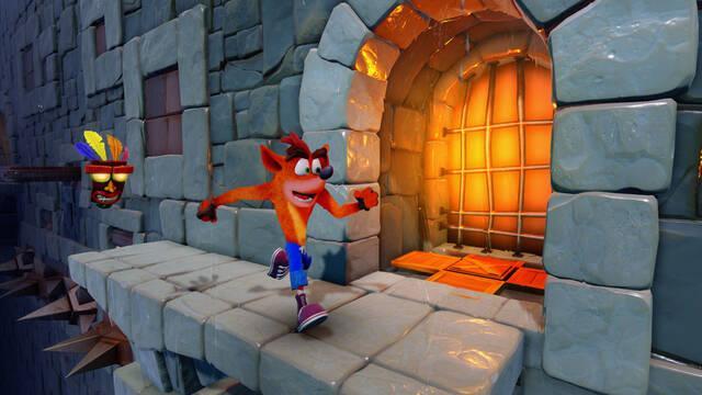 Resultado de imagen de Crash Bandicoot N. Sane Trilogy nuevos niveles
