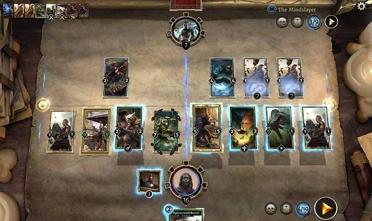 Resultado de imagen de the elder scrolls legends