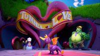 Spyro Reignited Trilogy muestra las Tierras del Dragón