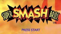 Realizan un remake cargado de nostalgia de la intro de Super Smash Bros.