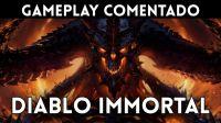 Gameplay comentado de Diablo Immortal