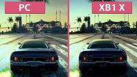Comparan los gráficos de Burnout Paradise en PC y su Remastered en One X