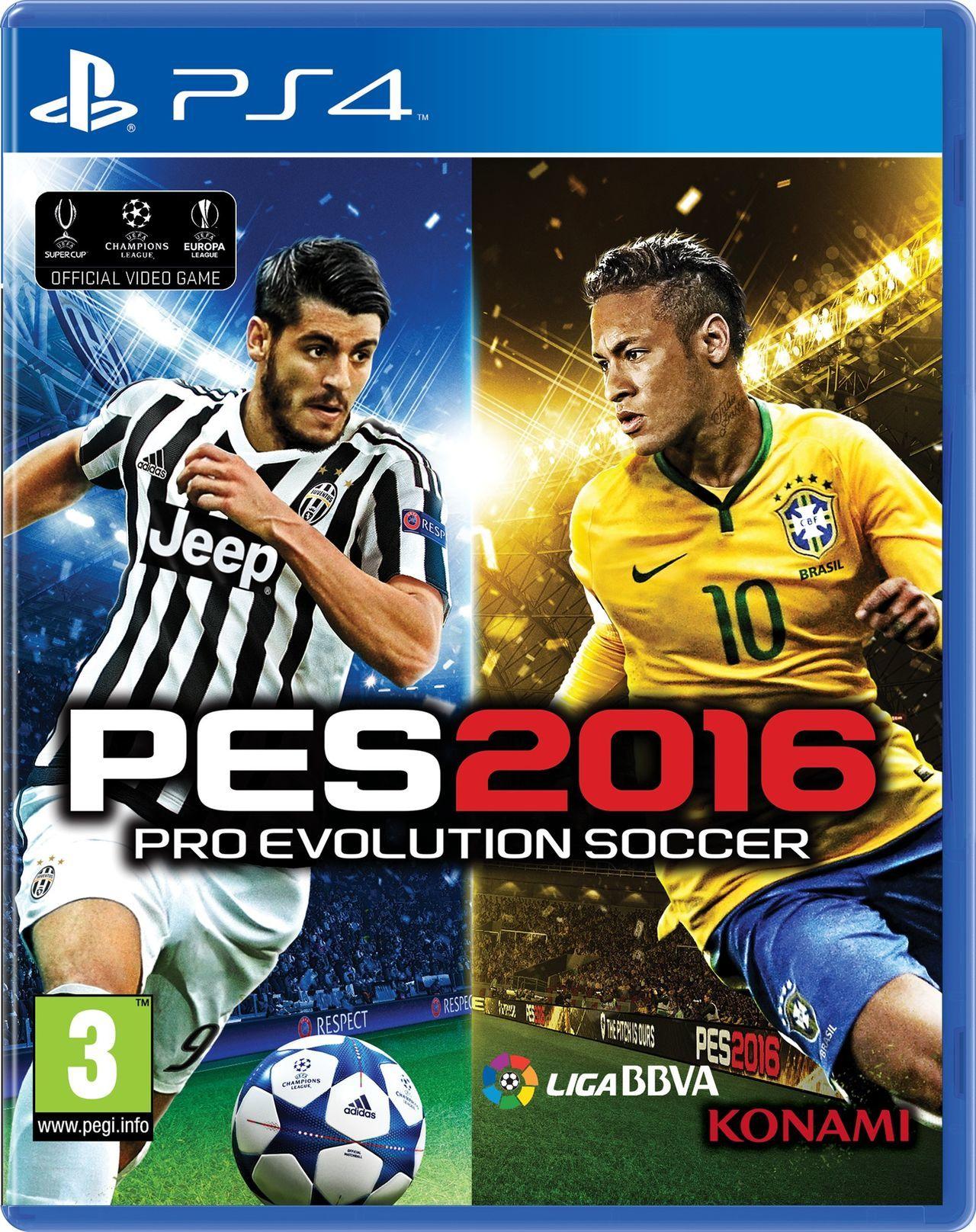 Pro Evolution Soccer 2016 TODA La Informacin PS4 PC PS3 Xbox 360 Xbox One Vandal
