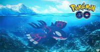 Pokémon GO recibe al legendario Kyogre