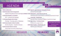 La I Feria de Videojuegos realizados por Mujeres se celebrará el 7 de abril
