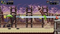 El sello The Arcade Crew editará el juego indie Blazing Chrome