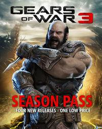 Se anuncia el pase de temporada de Gears of War 3