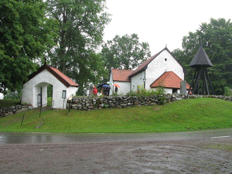 Eriksbergs gamla kyrka