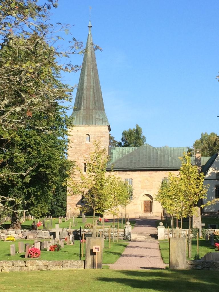 Forshems kyrka ...
