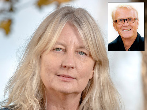 Bokhandlarn möter Karin Smirnoff