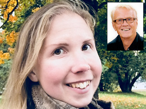 Bokhandlarn möter Caroline Nilsson