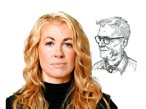 Bokhandlarn möter Pernilla Ericson